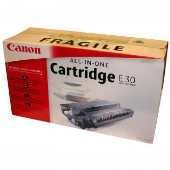 Canon originální toner E30, black, 4000str., 1491A003, Canon FC-310, 330, 530, 200, PC-740, 750, 880, O