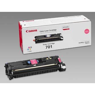 Canon originální toner EP701, magenta, 2000str., 9289A003, Canon LBP-5200, Base MF-8180c