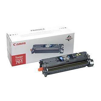 Canon toner CRG-701Bk black (CRG701BK)