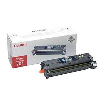 Canon originální toner EP701, magenta, 4000str., 9285A003, Canon LBP-5200, Base MF-8180c