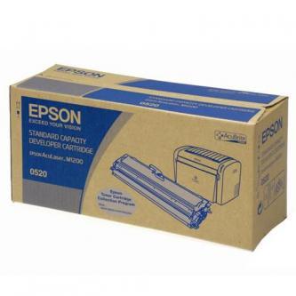 Epson originální toner C13S050520, black, 1800str., Epson AcuLaser M1200