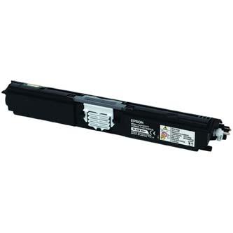 Epson originální toner C13S050557, black, 2700str., return, Epson AcuLaser C1600, CX16, O