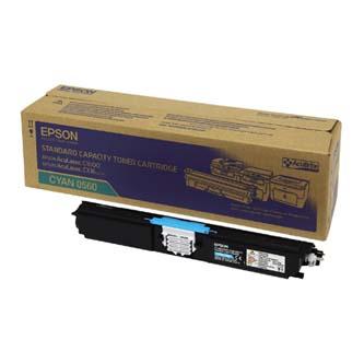 Epson originální toner C13S050560, cyan, 1600str., return, Epson AcuLaser C1600, CX16, O