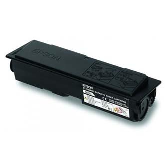 Epson originální toner C13S050585, black, 3000str., return, Epson AcuLaser M2300D, 2400D, MX20DN, O