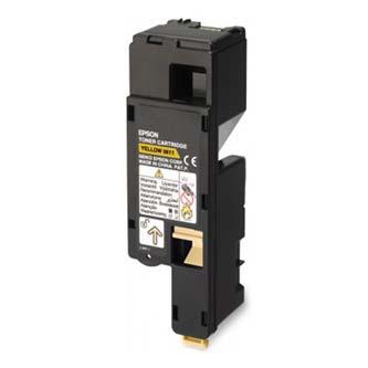 Epson originální toner C13S050611, yellow, 1400str., high capacity, Epson Aculaser C1700, O