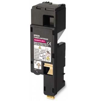 Epson originální toner C13S050612, magenta, 1400str., high capacity, Epson Aculaser C1700, O
