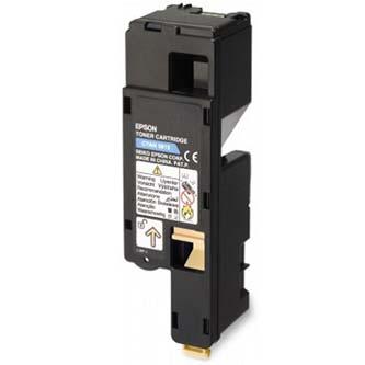 Epson originální toner C13S050613, cyan, 1400str., high capacity, Epson Aculaser C1700, O