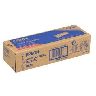 Epson originální toner C13S050628, magenta, 2500str., Epson Aculaser C2900N, O