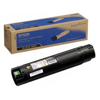 Epson originální toner C13S050659, black, 18300str., high capacity, Epson Aculaser C500DN
