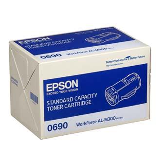 Epson originální toner C13S050690, black, 2700str., Epson Aculaser M300D, M300DN, O