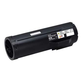 Epson originální toner C13S050699, black, 23700str., high capacity, return, Epson Aculaser M400DN, O