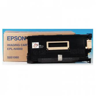 Epson originální toner C13S051060, black, 23000str., Epson EPL-N4000, N4000PS