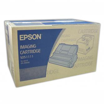 Epson originální toner C13S051111, black, 17000str., Epson EPL-N3000, 3000D, 3000DT, 3000DTS, 3000T