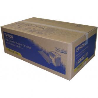 Epson originální toner C13S051124, yellow, 9000str., Epson AcuLaser C3800DN, 3800DTN, 3800N