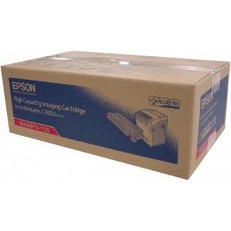 Epson originální toner C13S051125, magenta, 9000str., Epson AcuLaser C3800DN, 3800DTN, 3800N, O