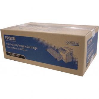 Epson originální toner C13S051127, black, 9500str., Epson AcuLaser C3800DN, 3800DTN, 3800N, O