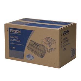 Epson originální toner C13S051170, black, 20000str., Epson Aculaser M4000