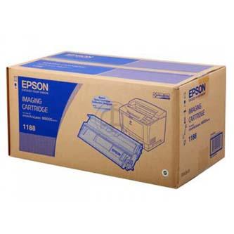 Epson originální toner C13S051188, black, 15000str., Epson AcuLaser M8000, O