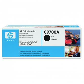 HP C9700A Toner černý pro Color LJ 1500, 2500HP