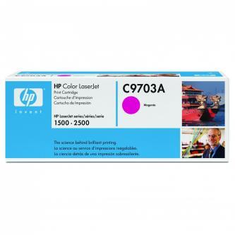 HP C9703A Toner magenta pro Color LJ 1500, 2500