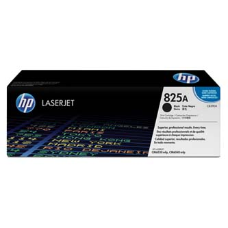 HP originální toner CB390A, black, 19500str., HP 825A, HP Color LaserJet CM6030, 6040, Enterprise M602