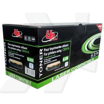 UPrint kompatibilní toner s CB541A, cyan, 1400str., H.125CE, HL-25CE, pro HP Color LaserJe