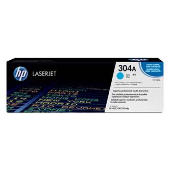 HP CC531A Toner Cart Cyan pro HP CLJ CM2320 / CP2025 (2800 stran)
