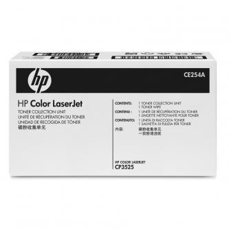 HP originální odpadní nádobka CE254A, Color LaserJet CP3525,3525dn,3525n,3525x