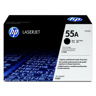 Toner HP CE255A pro LJ P3015, M525 (6000 str.) černý