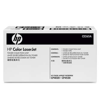 HP originální odpadní nádobka CE265A, CC493-67913Color LaserJet CM4540 MFP,CP4025,4525, 36000str.