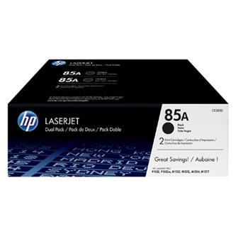 Toner HP CE285AD pro LJ P1102, P1102w (2 x 1600str) černý
