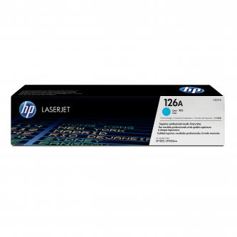Toner HP CE311A pro HP CLJ CP1025/M275 (cca 1000 str) Cyan