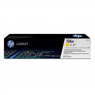 Toner HP CE312A pro HP CLJ CP1025/M275 (cca 1000 str) Yellow