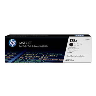 Toner HP CE320AD pro HP CLJ CM1415, CP1525 (2 x 2000 str) černý