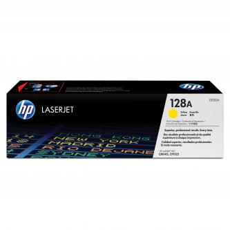 HP CE322A Toner Cart Yellow pro HP CLJ CM1415, CP1525 (cca 1300 str)