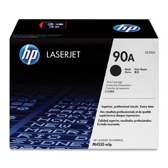 Toner HP CE390A pro LJ Enterprise 600 M601, M602 (10000 stran) černý