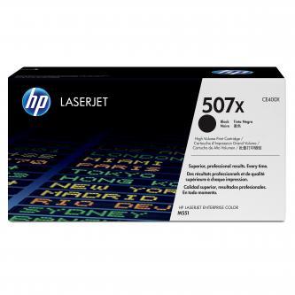 HP Toner HP CE400X pro HP CLJ M551, M570, M575 Black (11 000 stran)