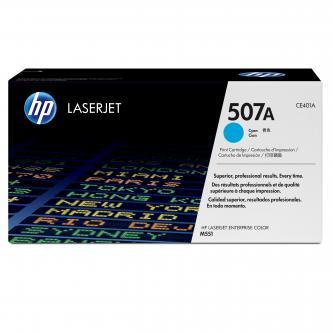 HP Toner HP CE401A pro HP CLJ M551, M570, M575 Cyan (6 000 stran)