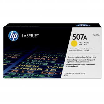 HP Toner HP CE402A pro HP CLJ M551, M570, M575 Yellow (6 000 stran)