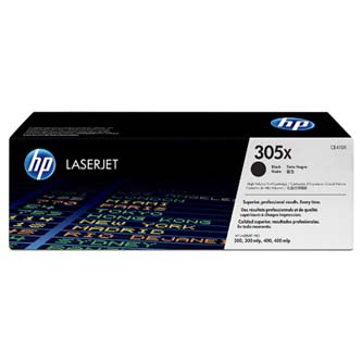 Toner HP CE410X pro HP CLJ M351/M375/M451/M475 - 305A (4000 stran) Black