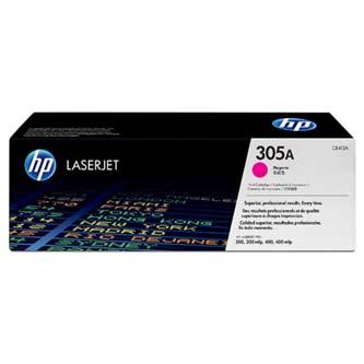Toner HP CE413A pro HP CLJ M351/M375/M451/M475 - 305A (2600 stran) Magenta