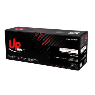 UPrint kompatibilní toner s CF283A, black, 1500str., H.83A, pro HP LaserJet Pro MFP M125nw, MFP M127fn, MFP M127fw