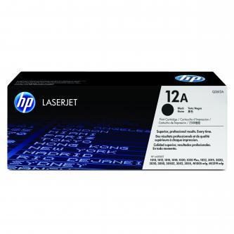 HP Q2612A pro LJ 1010/12/15/18/20/22, 3015/20/30 černý
