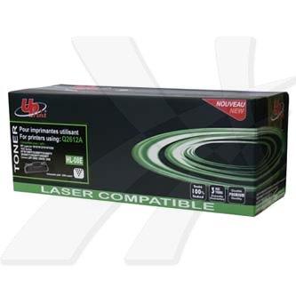 UPrint kompatibilní toner s Q2612A, black, 2000str., H.12AE, HL-08E, pro HP LaserJet 1010, 1012, 1015, 1020, 3015, 3020, 3030