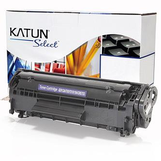 Katun Select kompatibilní toner s Q2612A/7616A005, black, 2000str., HP 12A/CRG703, pro HP/Canon LaserJet 1010, 1012, 1015, 1020, 1
