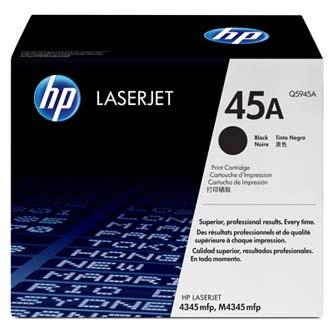 HP Q5945A Toner Cart pro LJ 4345MFP (18 000 stran)