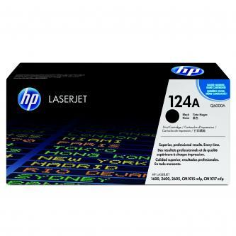 HP Q6000A Toner černý pro CLJ 1600,2600,2605, (cca 2500 str)