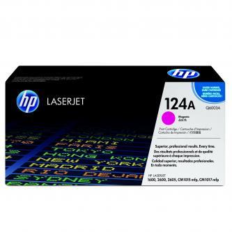 HP Q6003A Toner magenta pro CLJ1600,2600,2605,CM1015,CM1017 (cca 2000 str)