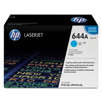 HP Q6461A Toner Cart Cyan pro HP CLJ 4730mfp