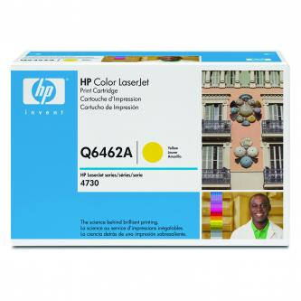 HP Q6462A Toner Cart Yellow pro HP CLJ 4730mfp